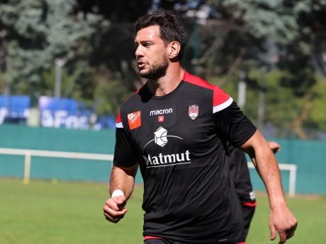 Manuel Carizza à l'entraînement - LyonMag.com