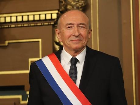 Qui sont les prétendants à l'écharpe de Gérard Collomb ? - LyonMag