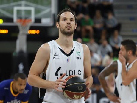 Miro Bilan, élu MVP de la rencontre