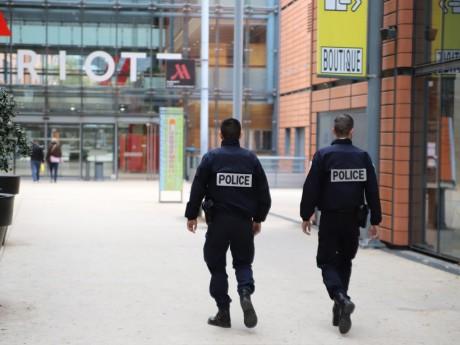 La police à la Cité Internationale - LyonMag