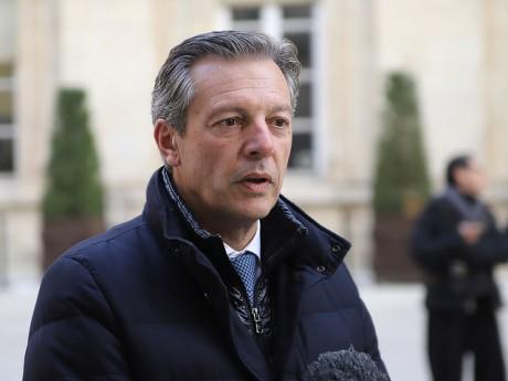 Pascal Blache, maire du 6ème arrondissement de Lyon - LyonMag