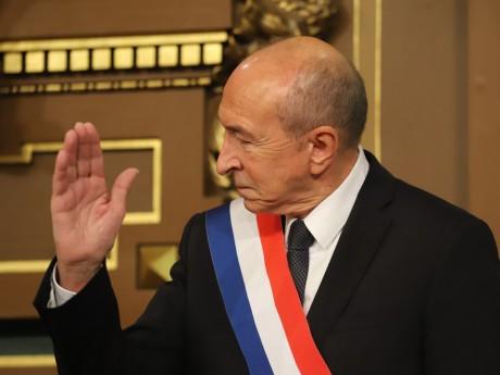 Gérard Collomb, aka l'Effaceur - LyonMag