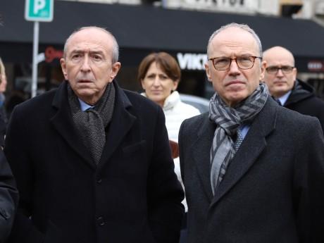 Gérard Collomb et Pascal Mailhos - LyonMag