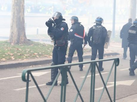 Les tirs de LBD avaient fait polémique durant les manifestations de Gilets jaunes - LyonMag