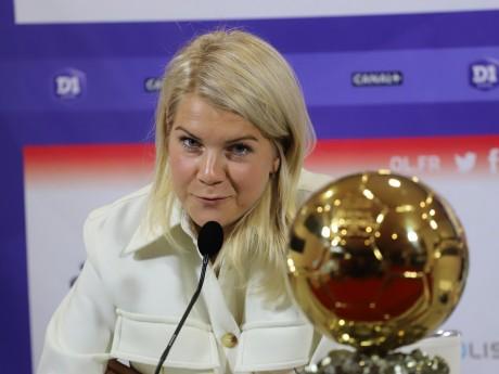 Ada Hegerberg fera-t-elle honneur à son nouveau statut de meilleure joueuse au monde ? - LyonMag