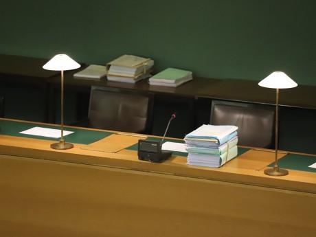 Les dossiers s'empilent sur les bureaux des tribunaux - Photo d'illustration - LyonMag.com