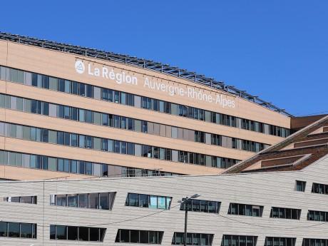 L'Hôtel de Région à la Confluence - LyonMag
