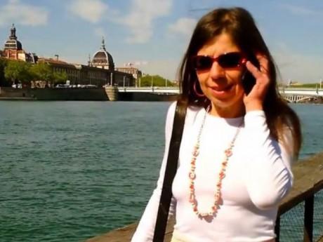 Isabelle Cordeiro à Lyon - DR La Loupette