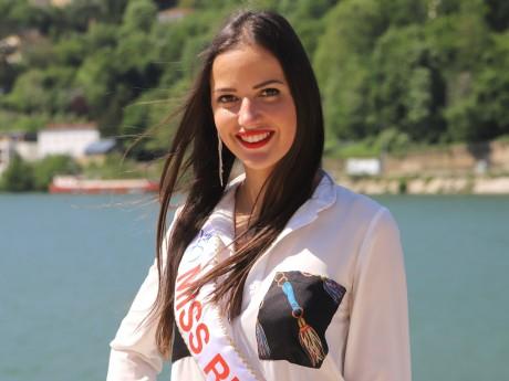 Chloé Prost, Miss Rhône 2019 - LyonMag