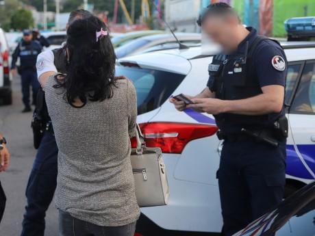 Vérification des papiers d'une prostituée - LyonMag