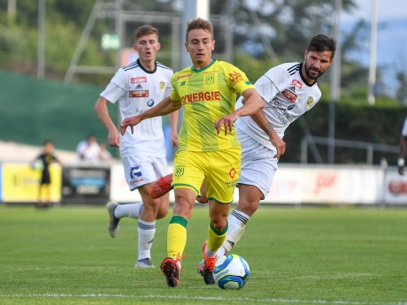 Valentin Rongier - Photo FC Nantes