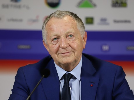 Jean-Michel Aulas, président-directeur d'OL Groupe - LyonMag.com