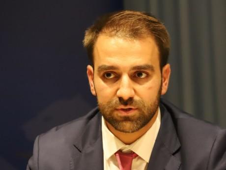 Antoine Mellies, secrétaire départemental du RN dans le Rhône - LyonMag
