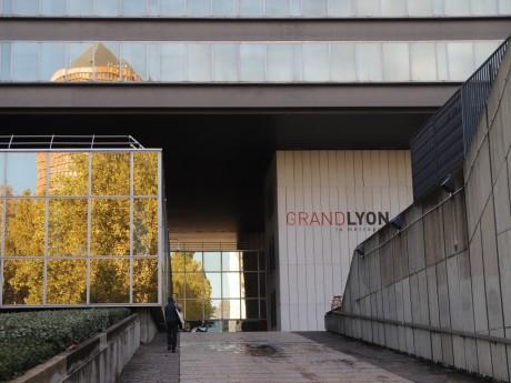 Le siège de la Métropole de Lyon - LyonMag