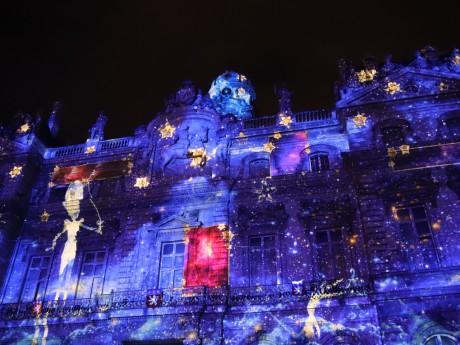 L'édition 2019 de la Fête des Lumières avait attiré 1,8 millions de visiteurs - LyonMag