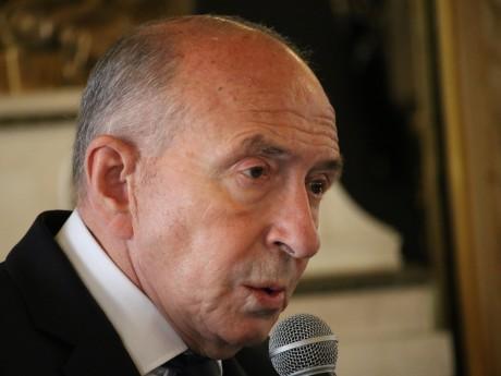 Gérard Collomb ce vendredi - LyonMag