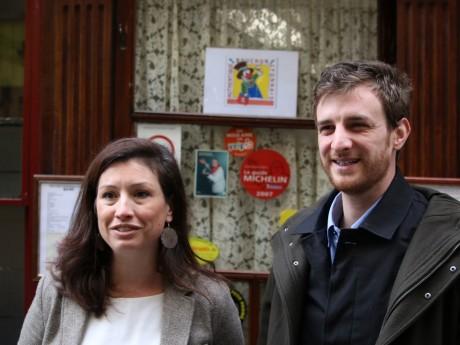 Agnès Marion et Andrea Kotarac - LyonMag