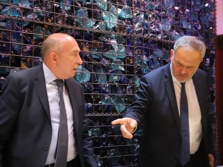 Gérard Collomb et François-Noël Buffet ce jeudi - LyonMag