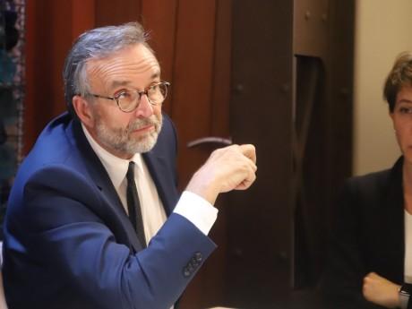 Etienne Blanc - LyonMag