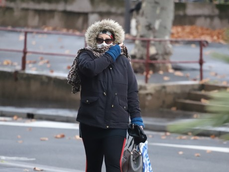 Cécile Bourgeon se camouflait chaque matin lors de son arrivée au palais des 24 colonnes - Lyonmag.com