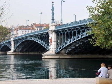 Le pont de l'Université - DR ©FaceMePLS