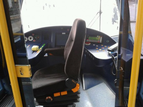 Le tramway T1 a connu d'importants déboires mardi - Photo Lyonmag