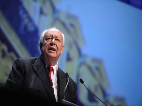 Jean-Claude Gaudin - DR