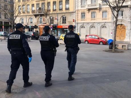 Les policiers déjà mobilisés mardi à Lyon - LyonMag