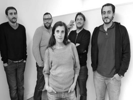 L'équipe de Rue89 Lyon - DR Rue89