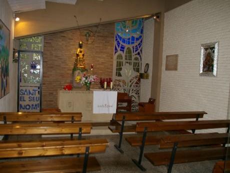 La chapelle du FC Barcelone - DR