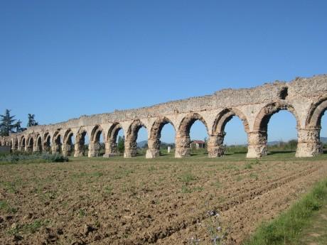L'aqueduc du Gier - DR