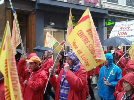 Les buralistes avaient manifesté à Lyon le 23 juin -Lyonmag