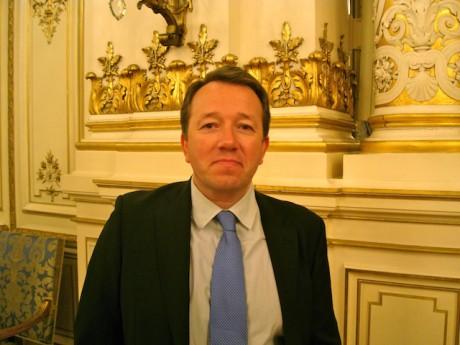 Christophe Boudot, conseiller régional du FN dans le Rhône - LyonMag