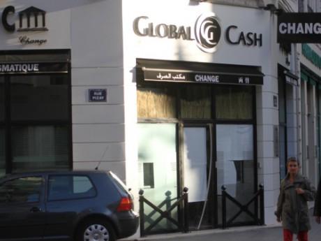 Le dernier braqueur pr sum de l agence global cash a t interpell - Bureau de change rue de lyon ...