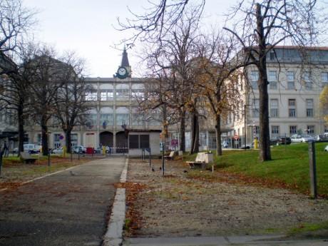 Hopital de la Croix-Rousse - DR