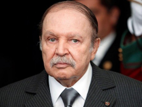 Abdelaziz Bouteflika en 2017 - DR ©middleeastmonitor