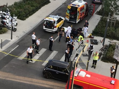Une personne a été tuée ce vendredi matin - DR