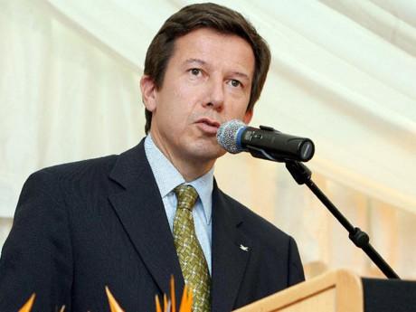 Gilles Pélisson - DR