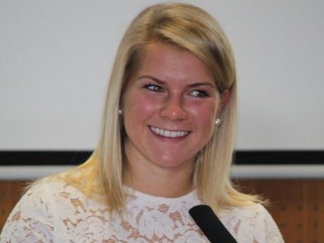 Ada Hegerberg - Lyonmag.com