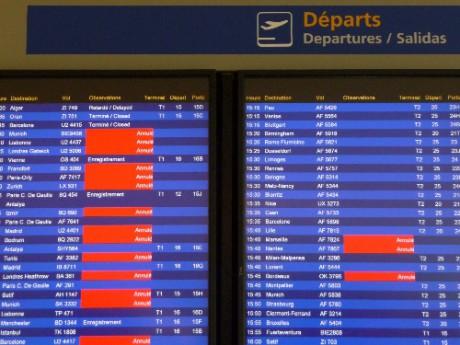 Aéroport Saint-Exupéry. Photo LyonMag.com