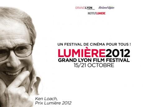 Affiche du Festival Lumière. Photo DR.
