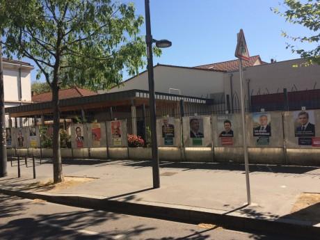 Les affiches des 11 candidats à la présidentielle - LyonMag