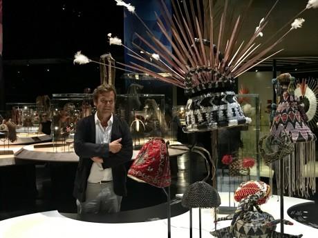 Antoine de Galbert - expo musée des Confluences - LyonMag