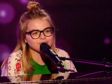 Agathe The Voice Kids - LyonMag