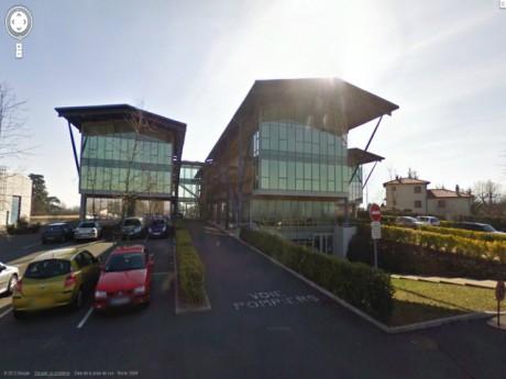 La Chambre d'Agriculture du Rhône - DR Google