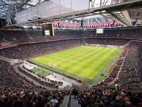 Le stade de l'Ajax - DR