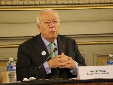 Alain Mérieux - Lyonmag.com