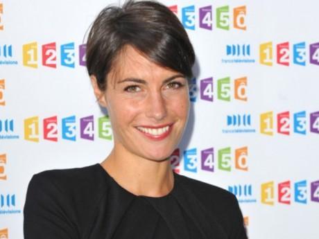Alessandra Sublet débarque sur TF1 à la rentrée - DR