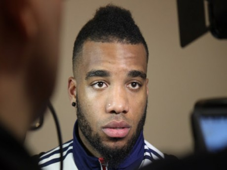 Alexandre Lacazette - Photo LyonMag.com