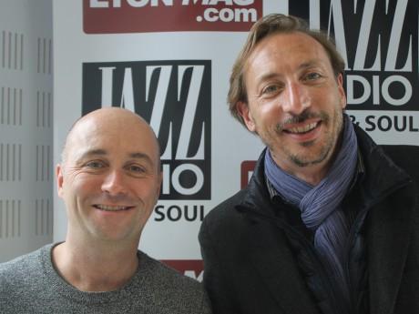 Alex von Arx et Jean-Philippe Corlin - LyonMag